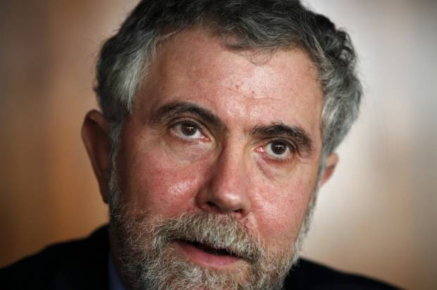 Paul Krugman laments our brave new post-truth world
