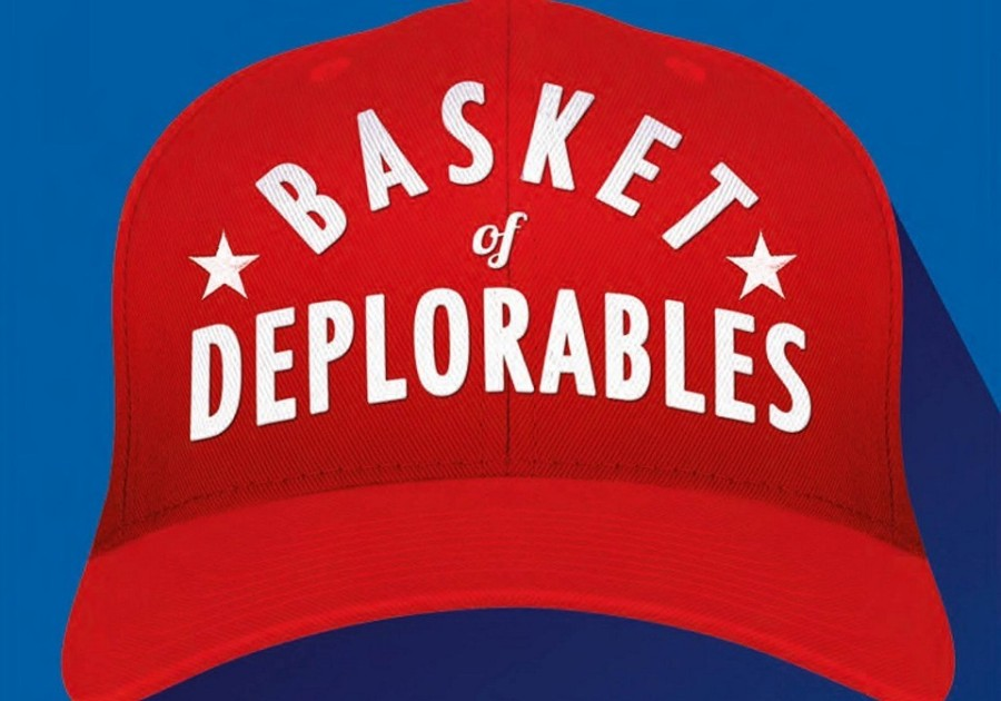 """Basket of Deplorables"" Riffs on Trump's America"